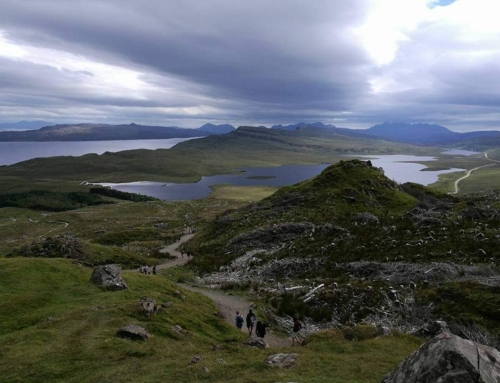 Scozia-Isola di Skye