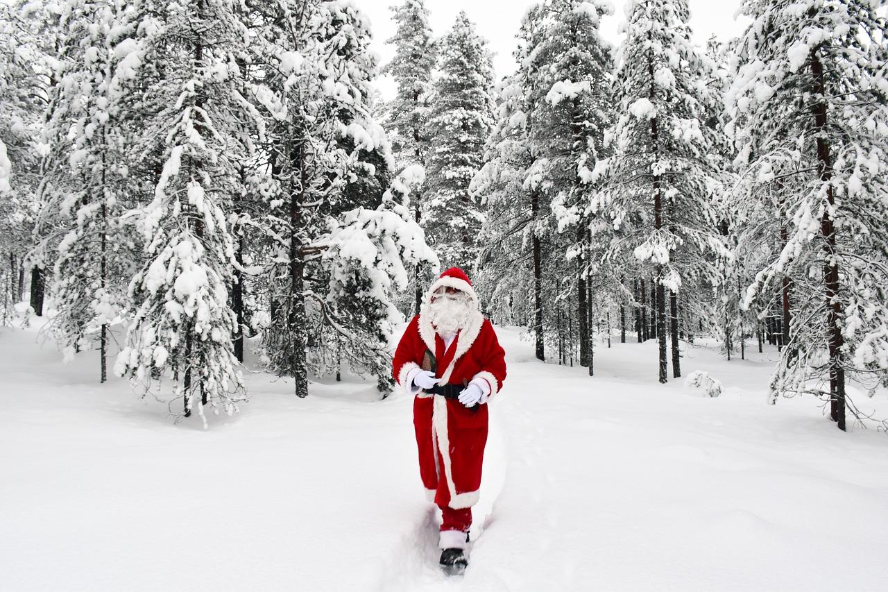 Finlandia – Terra di magia con Babbo Natale